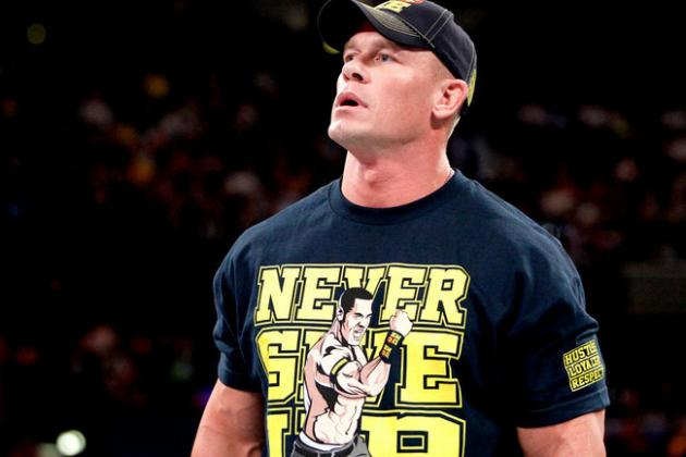 WWE Payback: John Cena and the Top 9 Challengers for the WWE Title