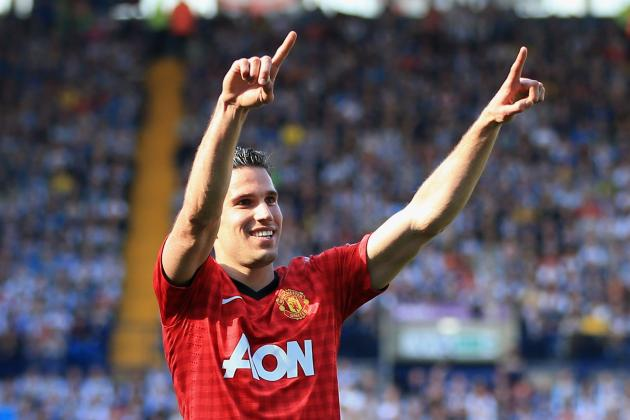 5 Reasons Man United Will Win the Premier League Again in 2013-14