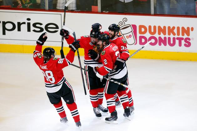 Ranking the Chicago Blackhawks Stars' 2013 Playoff Performances