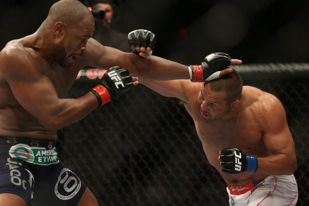 UFC 161 Results: Top 10 Light Heavyweights in the UFC