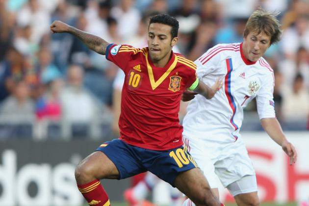 Spain vs. Italy: Tactical Factors to Watch in Euro Under-21 Championships Final