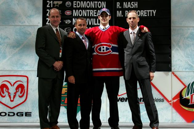 Ranking the Best Draft Classes in Montreal Canadiens History