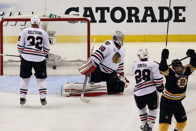 2013 Stanley Cup Final: Biggest Early Takeaways from Bruins vs. Blackhawks