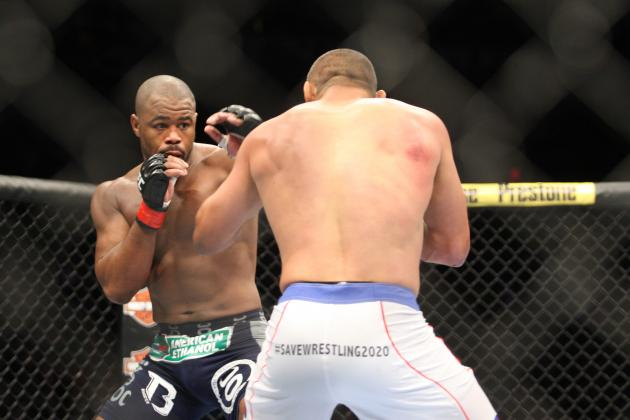 UFC 161 Results: Key Stats from Evans vs. Henderson Fight Card