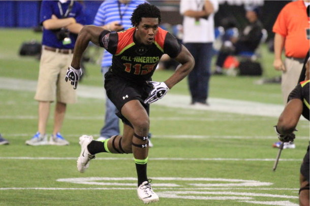 NFL Comparisons for Top ATH Recruits in Class of 2014