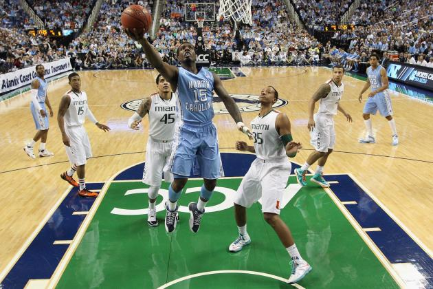 North Carolina Basketball: Best-Case Scenarios for Projected Starters in 2014