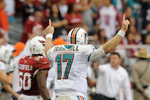 Miami Dolphins: Where They Stand with Oddsmakers in 2013