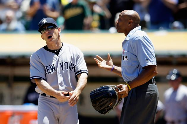 10 Biggest Disappointments for the New York Yankees so Far