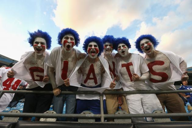 10 Ways You Know You Are a New York Giants Fan