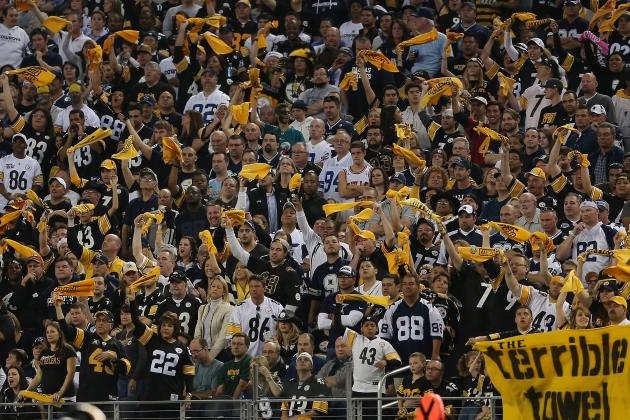 5 Ways You Know You Are a Pittsburgh Steelers Fan