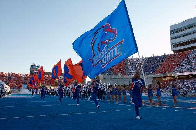 Power Ranking the Boise State Broncos' 2013 Schedule from Easiest to Toughest
