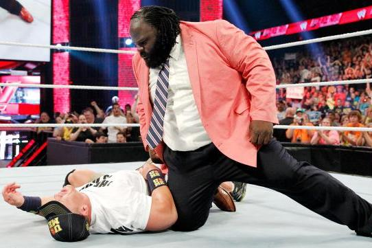WWE Raw Results and Report Card 6/17/13:  Mark Henry and a Night of Surprises