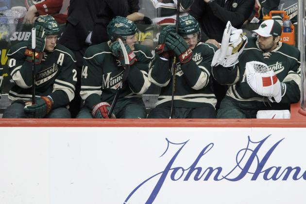 Updates on All the Minnesota Wild's Top Draft Picks from the Past 10 Years