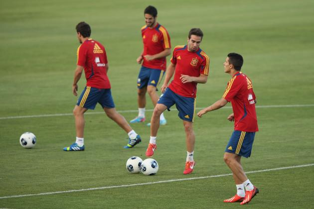 Spain vs. Tahiti: Players to Watch in Confederations Cup Clash