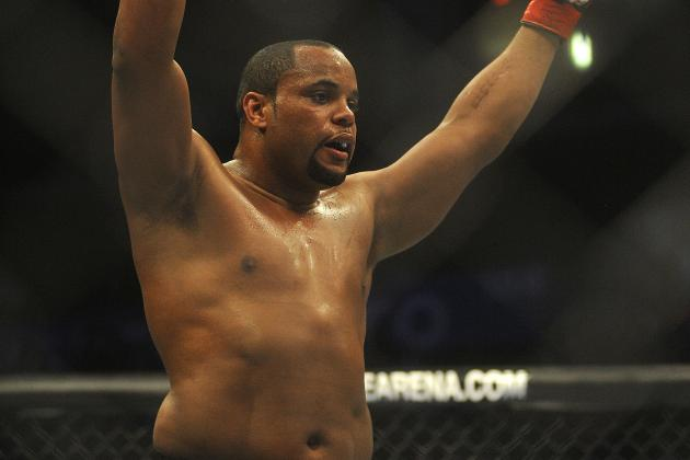Daniel Cormier and the UFC's Light Heavyweight Division: Where Does He Rank?