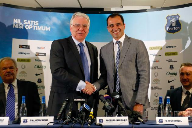 Everton Transfers: 4 Biggest Questions Roberto Martinez Must Answer