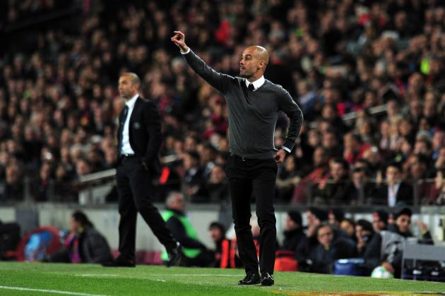 Bayern Munich: Predicting a Possible First Starting Lineup Under Pep Guardiola