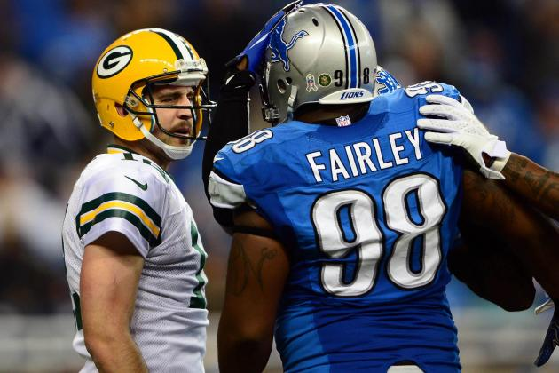 8 Early Winners and Losers of the Detroit Lions' Offseason