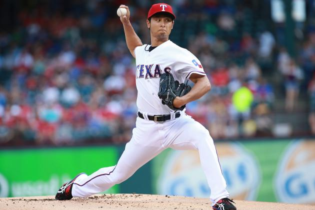 Updated 2013 MLB Cy Young Award Stock Watch