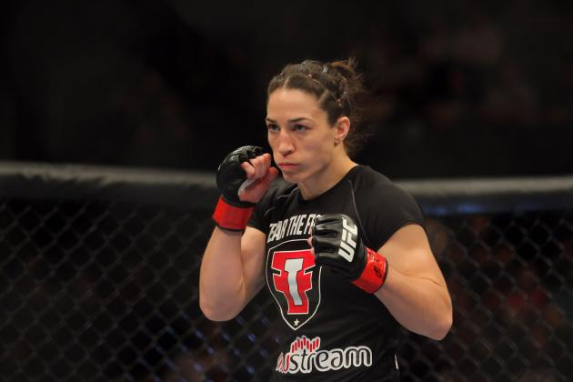 Sarah Kaufman vs Sara McMann Head-to-Toe Breakdown