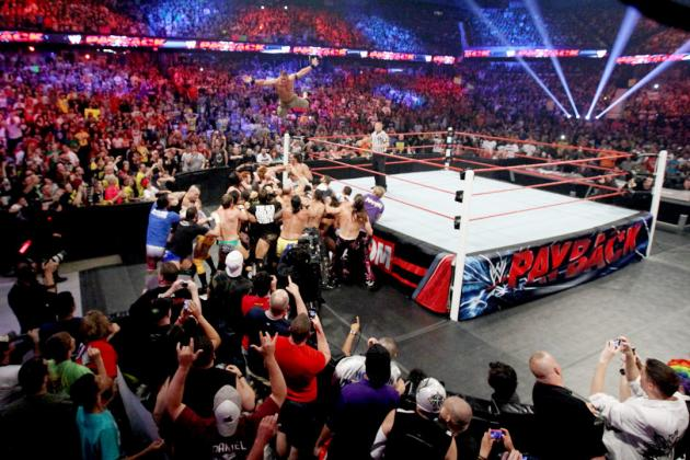 WWE Payback 2013: 7 Huge New Rivalries We Could See Going Forward