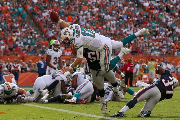 Examining Miami Dolphins' Offseason and Key Preseason Positional Battles