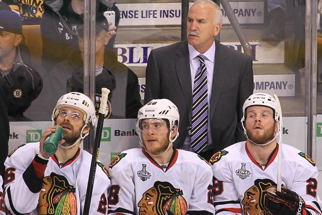 The Biggest Adjustments Joel Quenneville, Chicago Blackhawks Need to Make