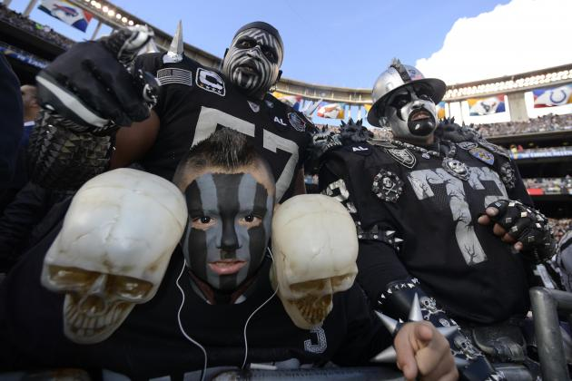 5 Ways You Know You're an Oakland Raiders Fan