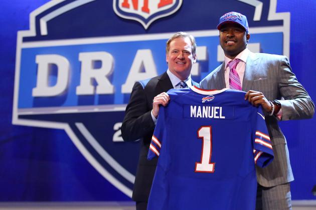 NFL Draft 2014: Pinpointing the Top 5 Quarterbacks and Their Possible Suitors