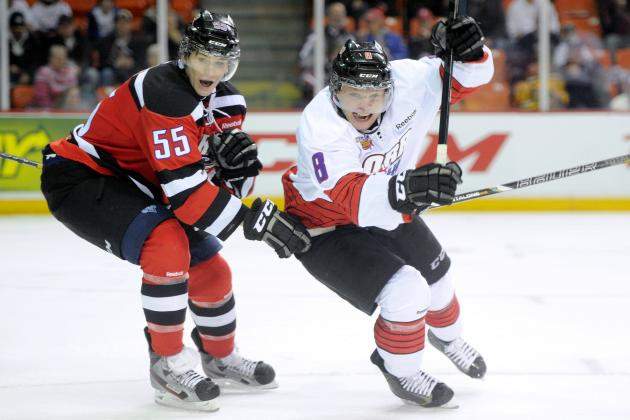 2013 NHL Draft: 5 Prospects Philadelphia Flyers Should Avoid in 1st Round