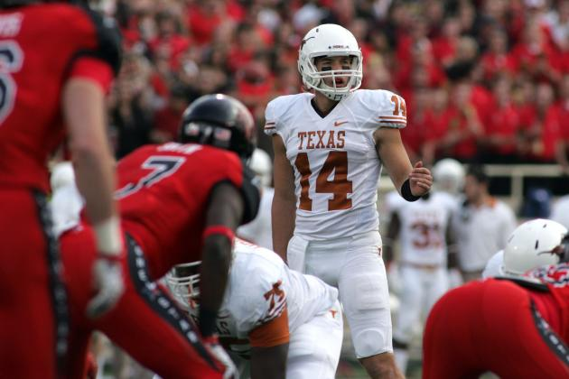 Texas Football: 5 Longhorns on Offense with the Most to Prove