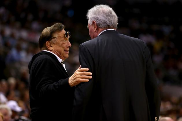 Donald Sterling's Cheapest Moments as Los Angeles Clippers Owner