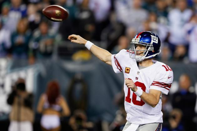 Power Ranking Every New York Giant Under Contract Prior to Training Camp
