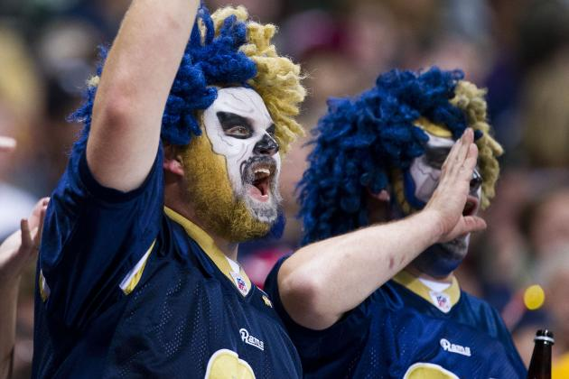 31 Ways You Know You Are a St. Louis Rams Fan