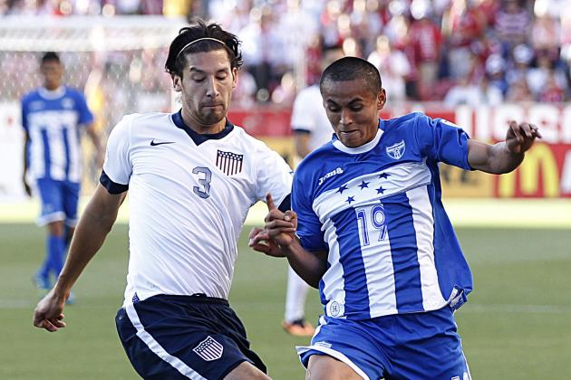 United States vs. Honduras: Team USA Player Ratings from World Cup Qualifier