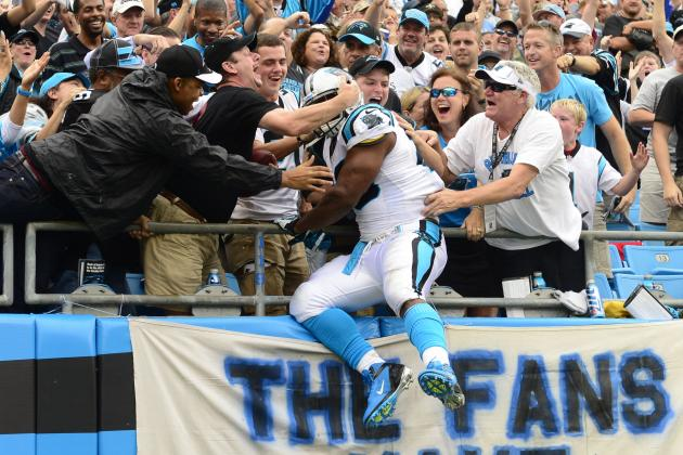 10 Ways You Know You're a Carolina Panthers Fan