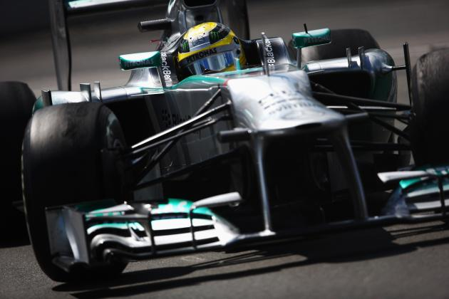 Formula 1 Tyre Test Scandal: Possible Punishments for Mercedes