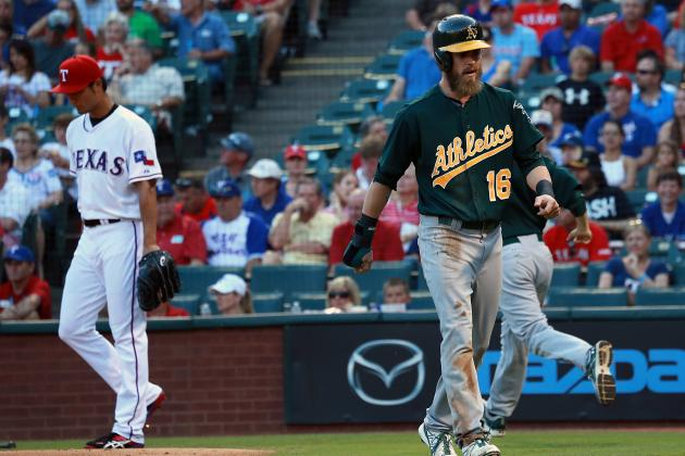 Oakland A's: 3 Biggest Disappointments for Team So Far in 2013