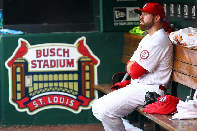 5 Biggest Disappointments for the St. Louis Cardinals So Far