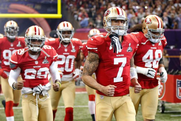 Power Ranking Every San Francisco 49er Under Contract Prior to Training Camp