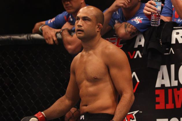 How Will the BJ Penn of Today Fare Against the UFC's Top 10 Lightweights?