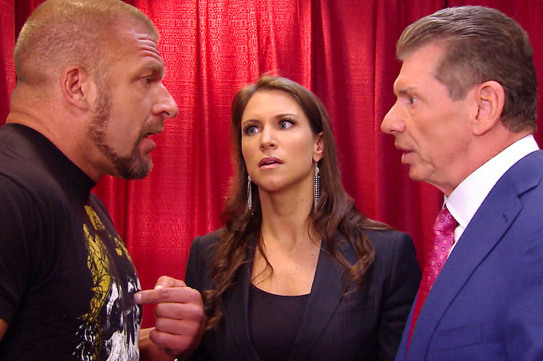 Between a Rock and Two Other Rocks: Who Should Vickie Guerrero Listen To?