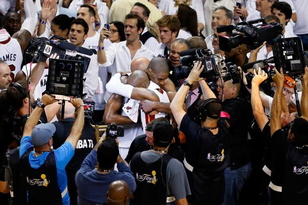 NBA Finals 2013: How the Miami Heat Won Game 6 and Forced a Game 7