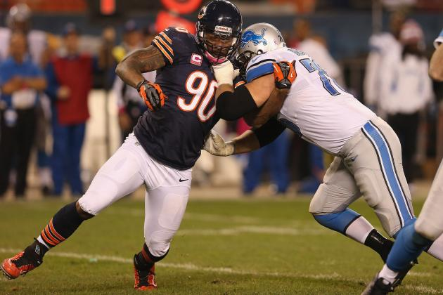 Power Ranking Every Bears Player Under Contract Prior to Training Camp