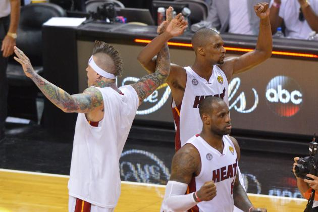 NBA Finals 2013: 5 Reasons Miami Will Repeat as NBA Champions