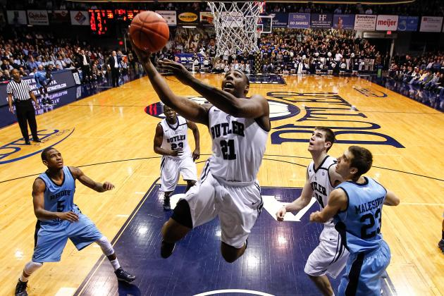 Best-Case Scenario for Butler Basketball Starters in 2013-14