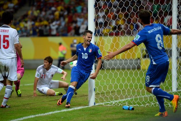 Italy V. Japan: 6 Things We Learned