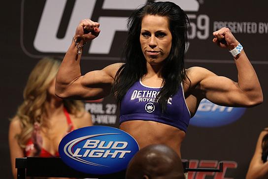 Amanda Nunes vs. Sheila Gaff: Head-to-Toe Breakdown
