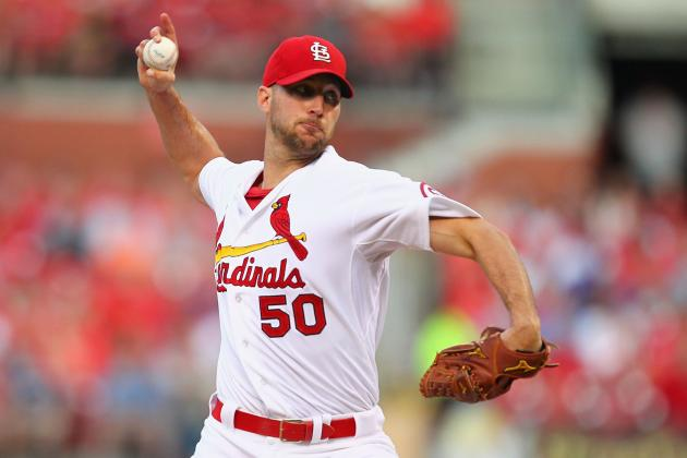 Why the St. Louis Cardinals Have Baseball's Best Starting Rotation