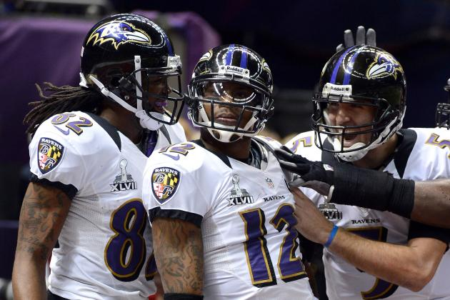 Baltimore Ravens: The Competitors in the Wide Receiver Battle